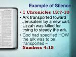 example of silence2