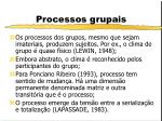 processos grupais1