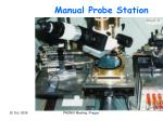 manual probe station1