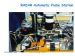 radar automatic probe station