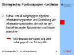 strategisches positionspapier leitlinien1