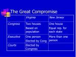 the great compromise5