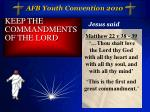 afb youth convention 201011