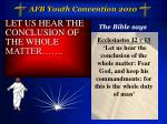 afb youth convention 201013