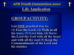 afb youth convention 20105