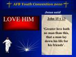 afb youth convention 20108