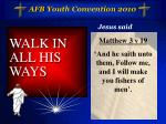 afb youth convention 20109