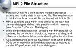 mpi 2 file structure1