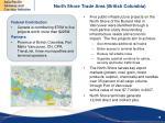 north shore trade area british columbia