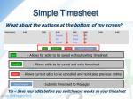 simple timesheet1