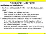 case example letter naming4