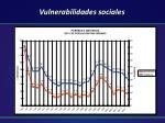 vulnerabilidades sociales