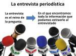 la entrevista period stica1