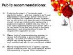 public recommendations4