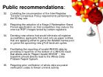 public recommendations7