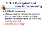 5 3 2 conceptual and associative meaning11