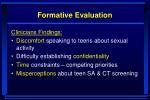 formative evaluation1