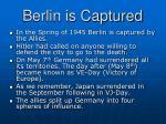 berlin is captured