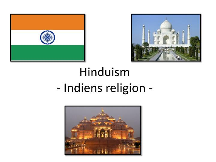 hinduism indiens religion n.