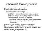 chemick termodynamika7