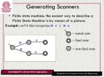 generating scanners2
