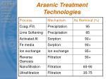 arsenic treatment technologies1