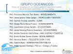 grupo oceanicos1