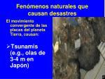 fen menos naturales que causan desastres1