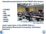 3 rd meeting of the project participants 10 12 april 2013