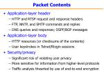 packet contents
