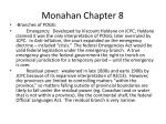 monahan chapter 8
