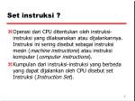 set instruksi1