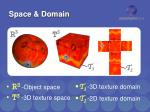 space domain
