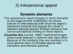 3 interpersonal appeal1