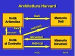 architettura harvard