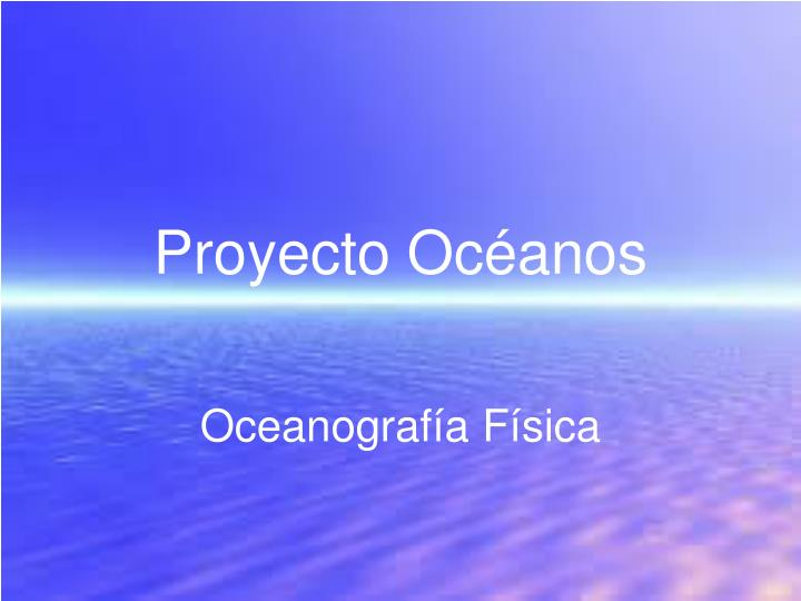 proyecto oc anos n.
