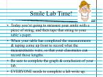 smile lab time