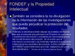 fondef y la propiedad intelectual3
