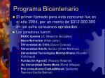 programa bicentenario1