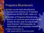 programa bicentenario2