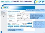 www svv info at fahrplan und tarifauskunft men punkt auskunft