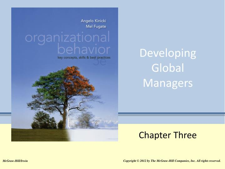 developing global managers n.