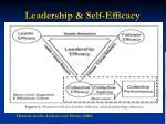 leadership self efficacy