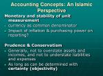 accounting concepts an islamic perspective2