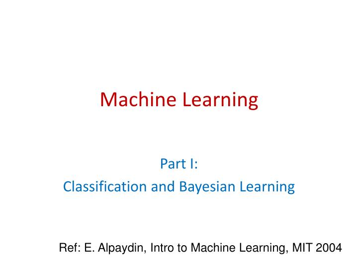 machine learning n.