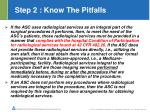 step 2 know the pitfalls3
