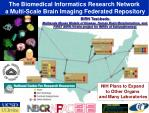 the biomedical informatics research network a multi scale brain imaging federated repository