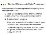 gender differences in mate preferences2