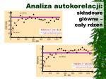 analiza autokorelacji sk adowe g wne ca y rdze1