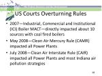 us courts overturning rules